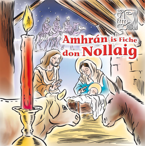 Amhrán  is Fiche don Nollaig