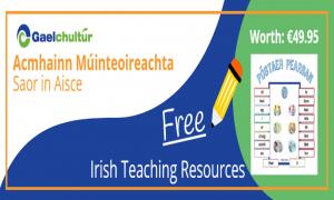 Free Teacher Resource