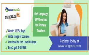Gaelchultúir EPV Courses