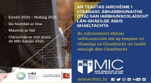Teastas Iarchéime i dTeagasc Ábharbhunaithe (TTA) san Iarbhunscolaíocht Lán-Ghaeilge agus Ghaeltachta