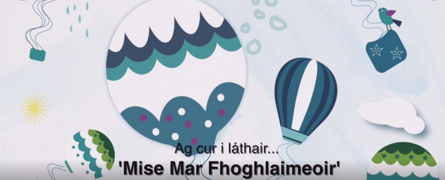 Mise Mar Fhoghlaimeoir