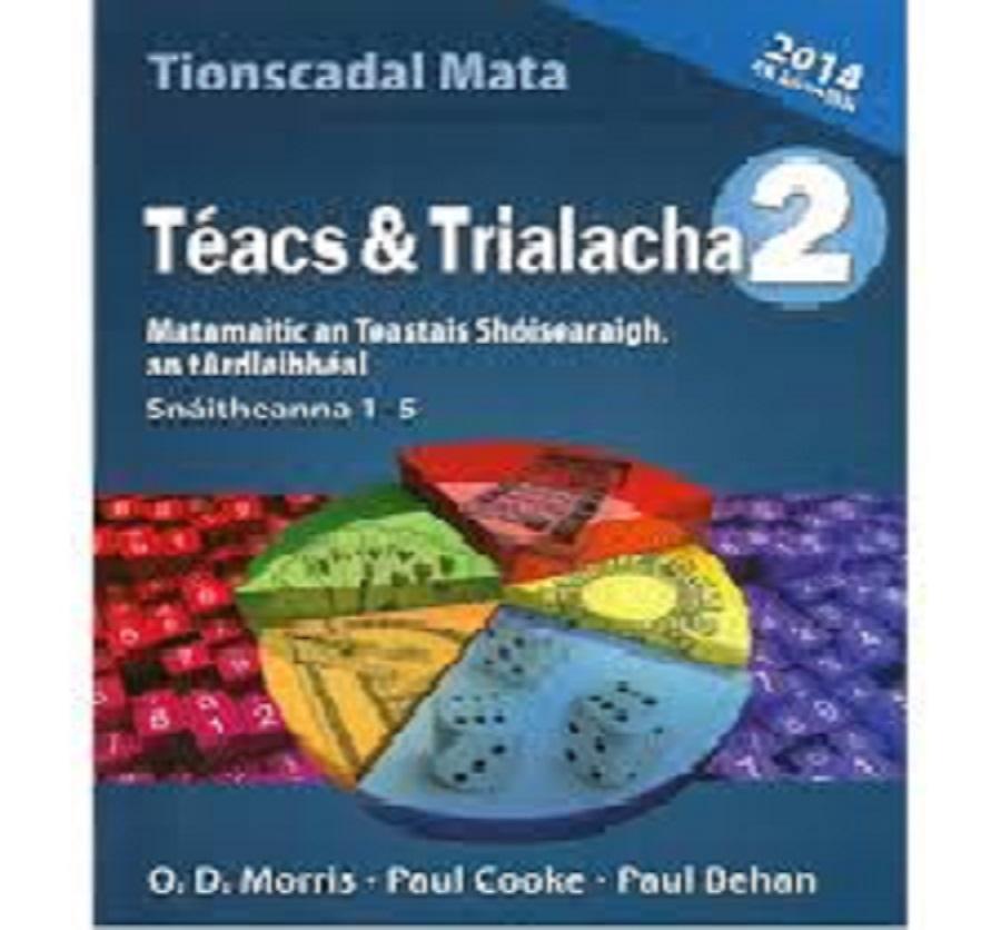 Téacs & Trialacha 2 – New Chapters