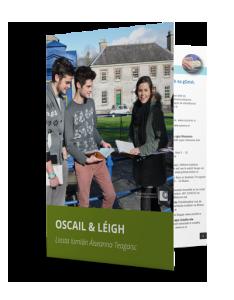 Oscail & Léigh - Liosta Iomlán Áiseanna Teagaisc | 2014