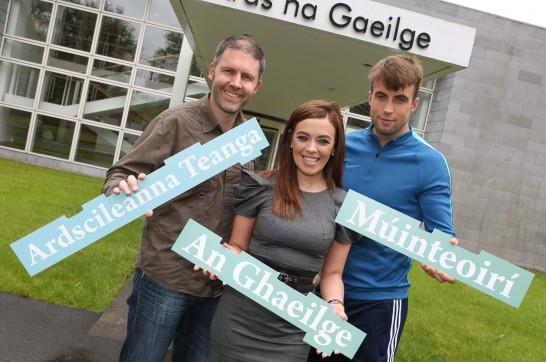Acadamh na hOllscolaíocht Gaeilge & OÉ Gaillimh (Cúrsaí do Mhuinteoirí)