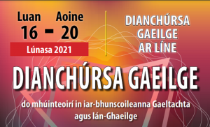 Irish Language Intensive Course 2021